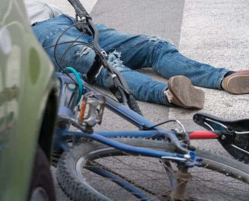 Bicycle accidents can be deadly. Make sure you work with experienced attorneys.