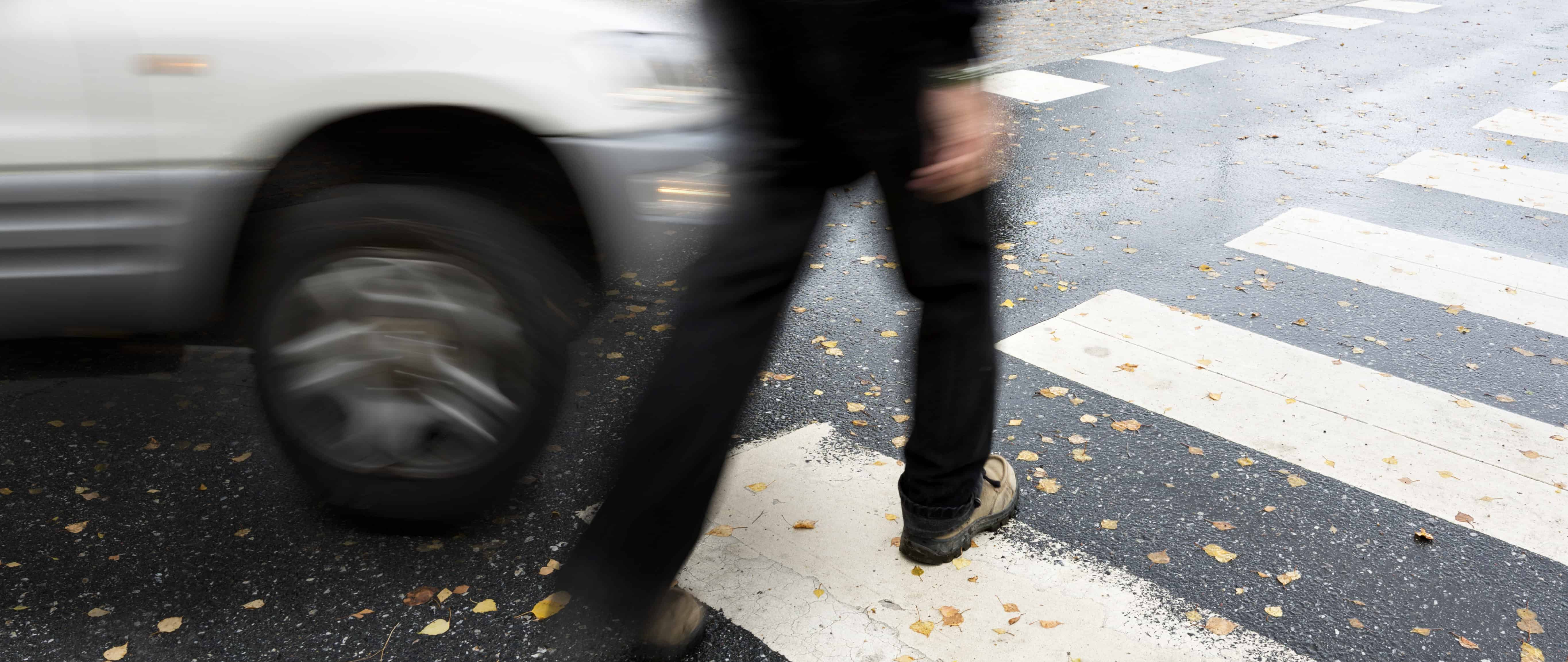 Valiente Mott has the experience to handle pedestrian accidents.