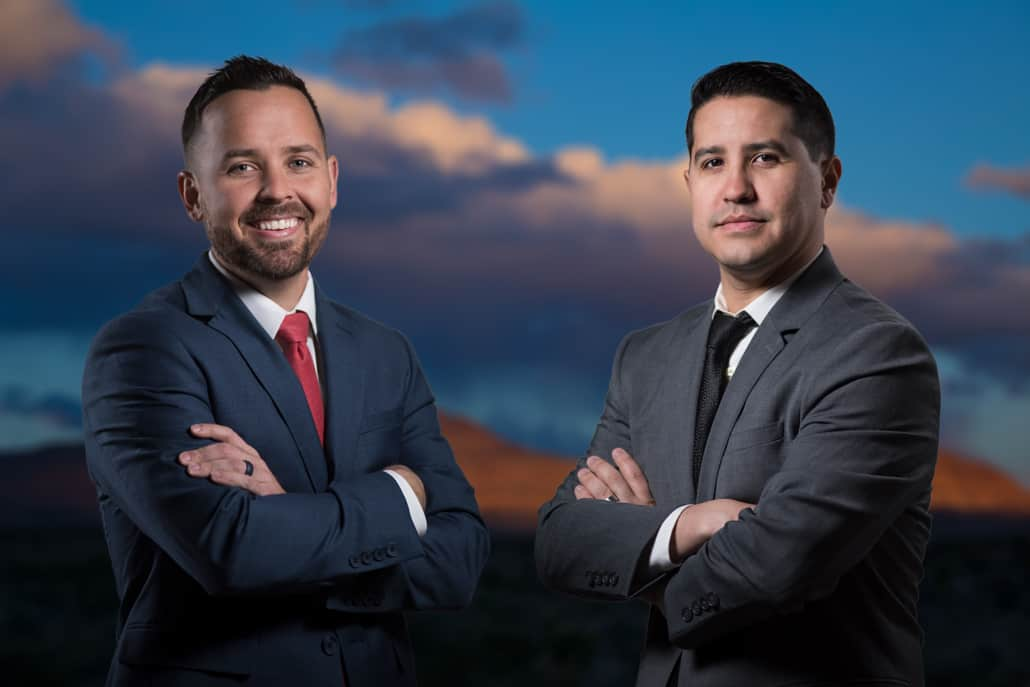 Partners Tim Mott and Mike Valiente were born and raised in East Las Vegas and are proud to be East Las Vegas Injury Attorneys