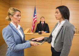 swearing in before deposition