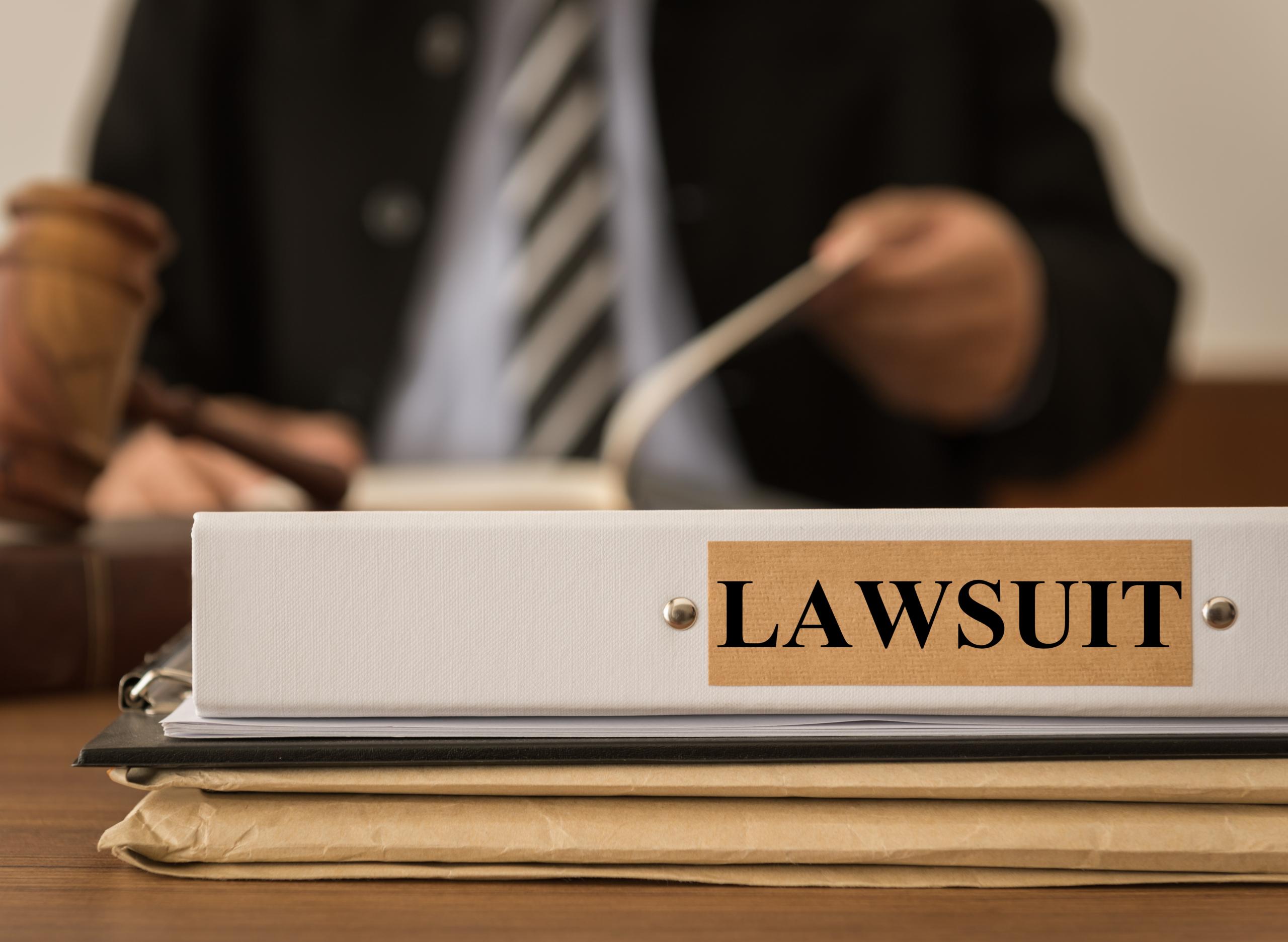 Filing Lawsuit
