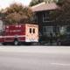 Las Vegas, NV - LVPD Reports Injury Car Wreck on I-15 SB at Ex 41 to Charleston Blvd