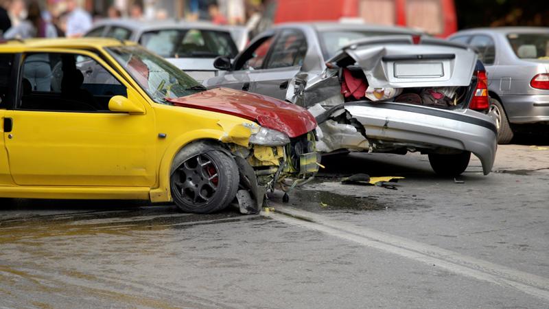 Las Vegas, NV - Injury-Causing Traffic Accident on US-95 at Casino Center Blvd