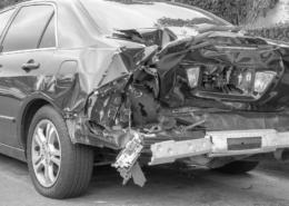 Las Vegas, NV - Motor Vehicle Wreck on Sahara Ave at Valley View Blvd Ends in Injuries
