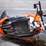 Las Vegas, NV - Deadly Motorcycle Crash at Lake Mead Blvd & Marion Dr Claims Woman's Life