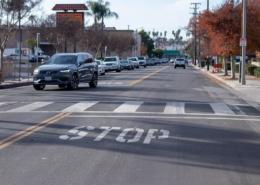 Las Vegas, NV - Auto-Pedestrian Crash at Flamingo Rd & Jones Blvd Leaves One Seriously Hurt