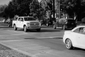 Las Vegas, NV - Two-Car Wreck on Ann Rd at US Hwy 95 Causes Injuries
